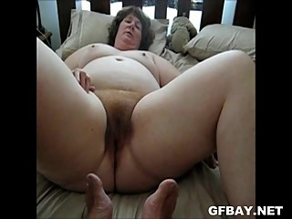 Fingering her tight vagina for the cam -..
