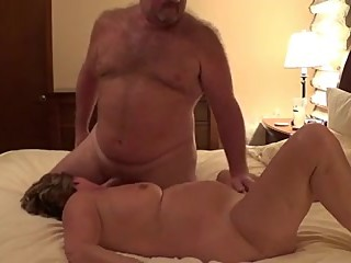 not daddy Bear Plows The Wife - I am at..