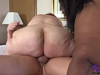 SSBBW babes Sweet Cheeks & Teanna..