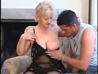 SEXY MOM n88 blonde bbw mature with a..
