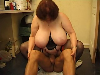 FRENCH MATURE 12 anal bbw mom..