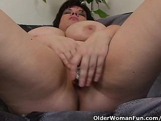 Mature BBW With Big Tits..
